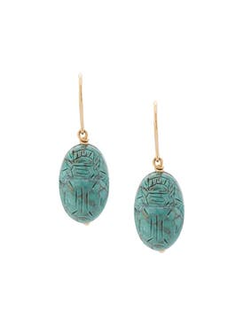 Aurelie Bidermann - Scarab Earrings - Women