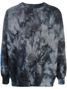 Lost Daze - Cloud Flame Sweatshirt - Men