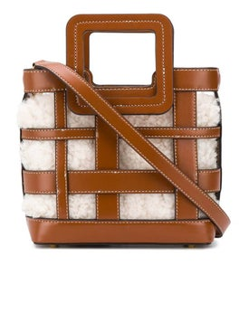 Staud - Cut Out Detail Handbag - Shoulder Bags