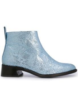 Sies Marjan - Crinkle Ankle Boots - Women