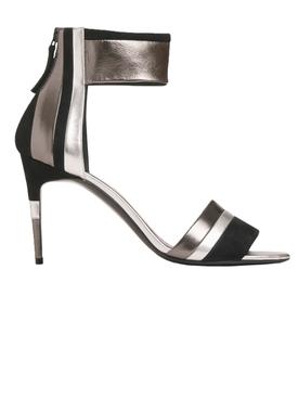 Alpha Sunny Skinny Sandal Silver