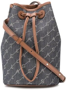 Stella Mccartney - Mini Monogram Bucket Bag - Women