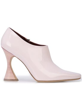 Sies Marjan - Sculpted Heel Boots - Women