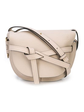 Loewe - Small Gate Bag White - Women