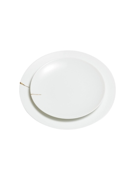 Kintsugi Charentais Medium Dinner Plate