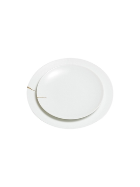 Kintsugi Charentais Small Dinner Plate