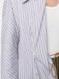 Marni - Nougat Illusion Shirt Coat White - Women