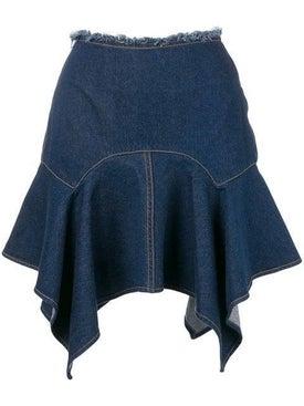Marques'almeida - Asymmetric Hem Skirt - Women