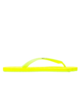 Anatomic Logo Flip Flops FLUORESCENT YELLOW