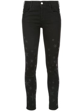 Stella Mccartney - Star Print Skinny Jeans - Women