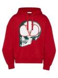Valentino - Skull Logo Hoodie - Hoodies