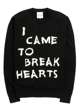 I CAME TO BREAK HEARTS SWEATER