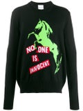 Nasaseasons - No One Is Innocent Sweater - Men