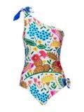 La Doublej - La Double J X The Webster Floral Goddess Swimsuit - Women