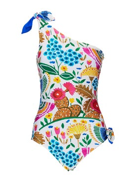 La Doublej - La Double J X The Webster Floral Goddess Swimsuit - Women