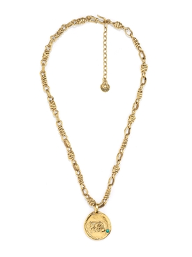 The Webster x Goossens ARIES TALISMAN NECKLACE