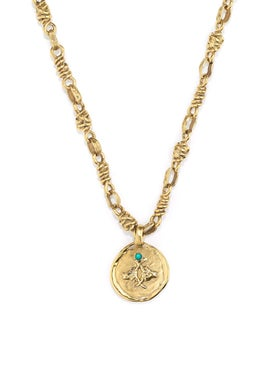 Goossens - The Webster X Goossens Taurus Talisman Necklace - Women