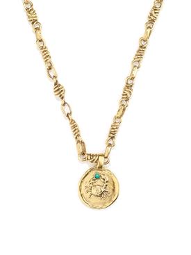 The Webster X Goossens Cancer Talisman Necklace