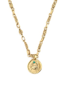 Goossens - The Webster X Goossens Cancer Talisman Necklace - Women