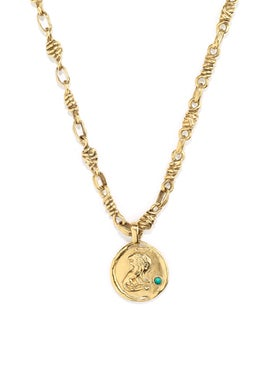 Goossens - The Webster X Goossens Leo Talisman Necklace - Women