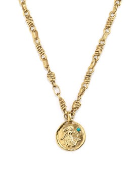 Goossens - The Webster X Goossens Virgo Talisman Necklace - Women