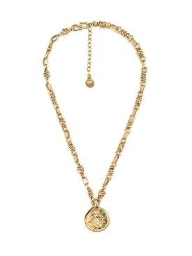 The Webster X Goossens Virgo Talisman Necklace