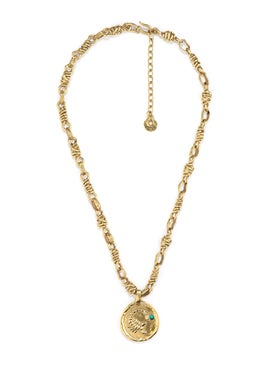Goossens - The Webster X Goossens Scorpio Talisman Necklace - Women