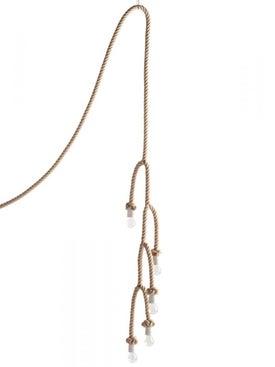 Christien Meindertsma - Flax 5 Light 10 Meter - Lamps