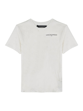 White Thank You T-shirt