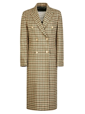 Giuliva Heritage Collection - Long Cindy Coat Multicolor - Women
