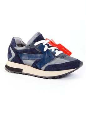 Off-white - Color Block Hg Runner Sneakers Dark Blue - Women