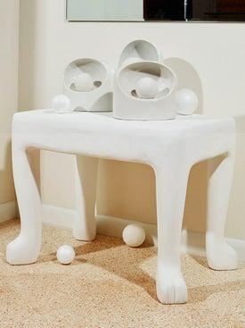 Marcello Cuneo - Small Ceramic White Lamp - Home