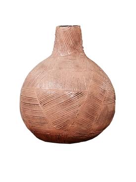 Grey Round Vase GREY