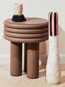 Harvey Bouterse - Slim White Vase - Home