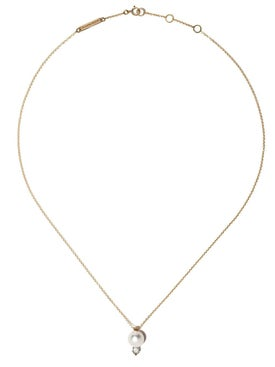 Delfina Delettrez - Two In One Pearl And Diamond Necklace - Women