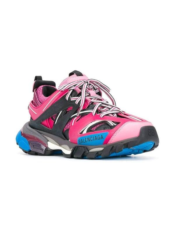 6b78c49804b Pink Track sneakers