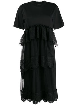 Simone Rocha - Frill-trim Midi Dress - Women