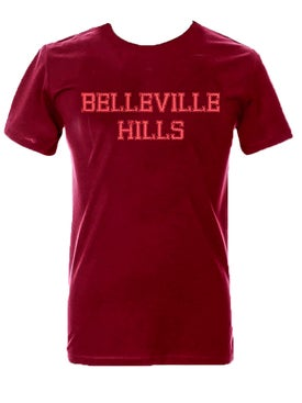 No/one - 'belleville Hills' Crew Neck T-shirt - Women