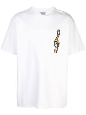 THE SOUND OF TREBLE CLEF T-SHIRT