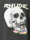 Rhude - Psycho Skull T-shirt - Men