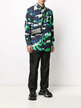 COLORFUL CAMOUFLAGE SHIRT
