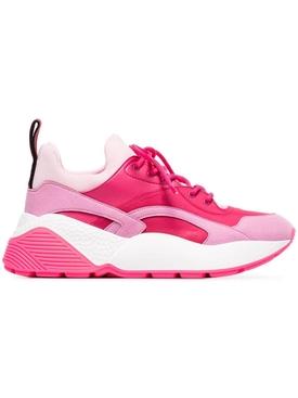 Pink Eclypse Sneakers