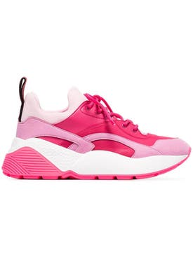 Stella Mccartney - Pink Eclypse Sneakers - Women