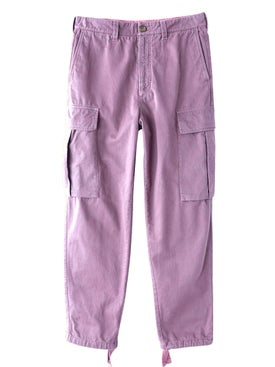 Acne Studios - Pat Cargo Pants Lilac - Men
