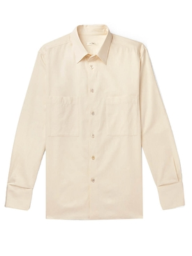 Gerald button down shirt NEUTRAL