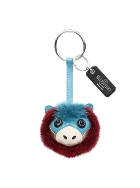 MONKEY CHARM MULTICOLOR