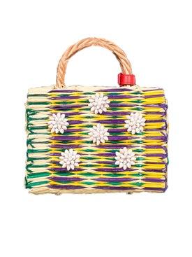 Heimat Atlantica - Dori Mini Basket Bag - Women