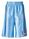 Alexanderwang - High Shine Jersey Shorts Blue - Men