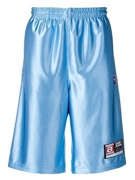 Alexanderwang - High Shine Jersey Shorts Blue - Men