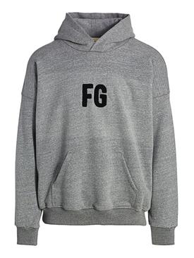Everyday FG Hoodie, Heather Grey